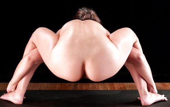【エロ】ガチの「全裸ヨガ教室」が存在した。(動画、画像100枚)・78枚目