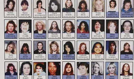 49人の「売春婦」を殺した殺人鬼をご覧ください・・・(画像)・2枚目