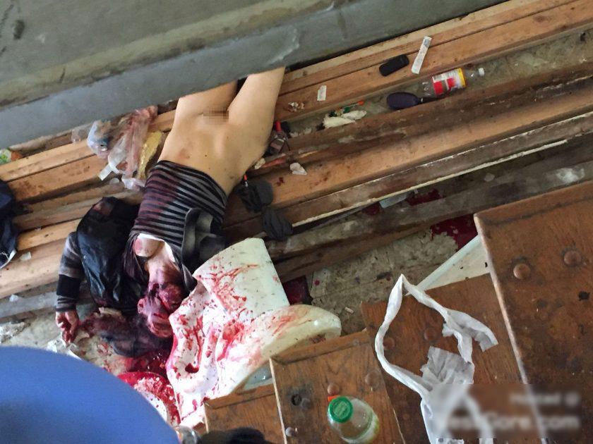【閲覧注意】売春婦の殺害現場、「肉便器」とはこの事かぁ・・・(画像)・1枚目