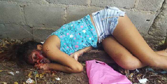 【閲覧注意】15歳の女の子が無残な姿で発見される。。(画像あり)・1枚目