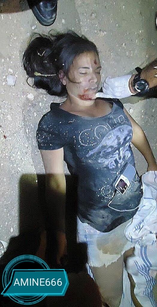 【閲覧注意】ヘッドショットされた女性の巨乳が気になる件。。(画像)・2枚目