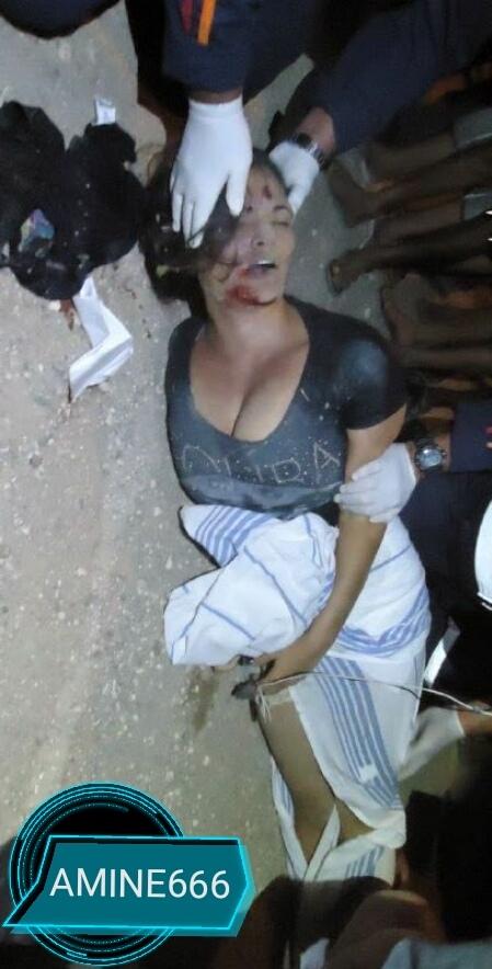 【閲覧注意】ヘッドショットされた女性の巨乳が気になる件。。(画像)・4枚目