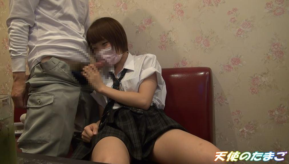 【エロ画像】日本のビッチJKが援○してる個人撮影映像がこちら。。・12枚目
