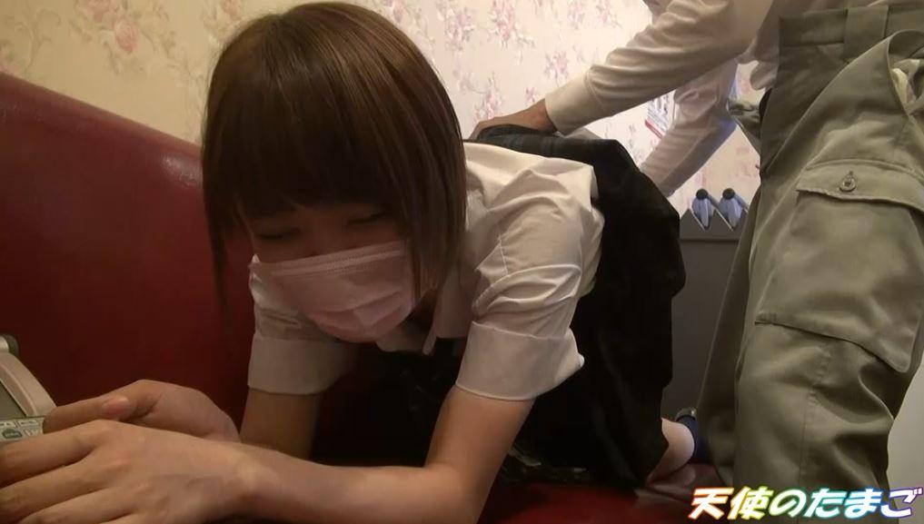 【エロ画像】日本のビッチJKが援○してる個人撮影映像がこちら。。・16枚目