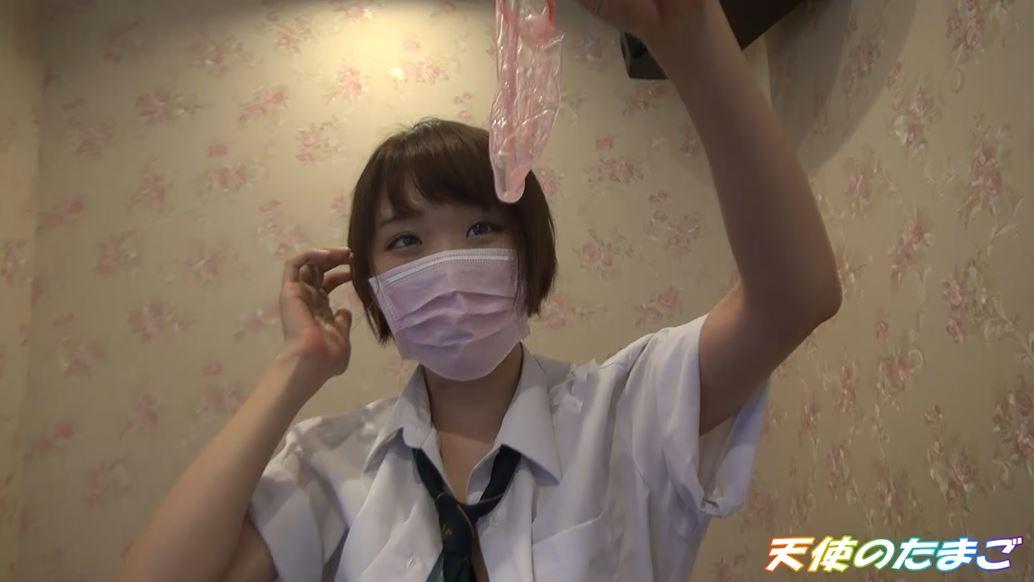 【エロ画像】日本のビッチJKが援○してる個人撮影映像がこちら。。・30枚目