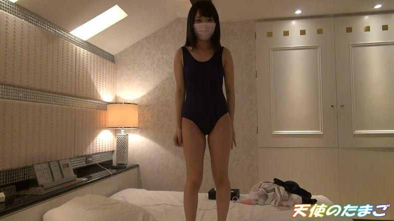 【エロ】援○女子がスク水でプレイしてる映像が流出する。。(画像)・14枚目
