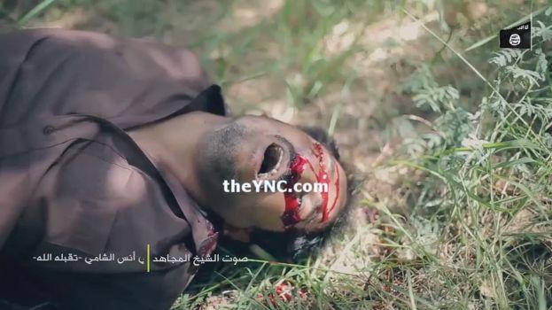 【閲覧注意】ISISのハンドガンにより処刑動画、全てを諦めた男の表情がキツい・・・・・(画像、動画)・14枚目