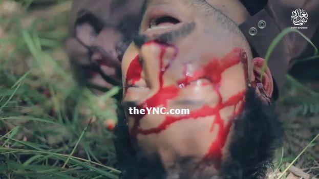 【閲覧注意】ISISのハンドガンにより処刑動画、全てを諦めた男の表情がキツい・・・・・(画像、動画)・17枚目