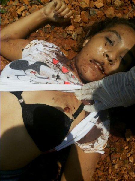 【閲覧注意】ブラジルの13歳少女、レイプされ悲惨な姿で発見される・・・・・(画像)・3枚目