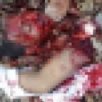 【閲覧注意】誤って赤ちゃんを撃ってしまったブラジルギャングの男、グループから追放されバラバラに処刑される・・・・・(画像)