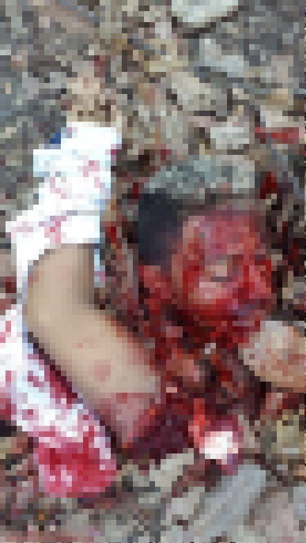 【閲覧注意】誤って赤ちゃんを撃ってしまったブラジルギャングの男、グループから追放されバラバラに処刑される・・・・・(画像)・2枚目