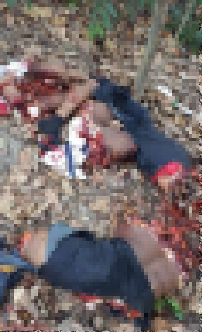 【閲覧注意】誤って赤ちゃんを撃ってしまったブラジルギャングの男、グループから追放されバラバラに処刑される・・・・・(画像)・9枚目