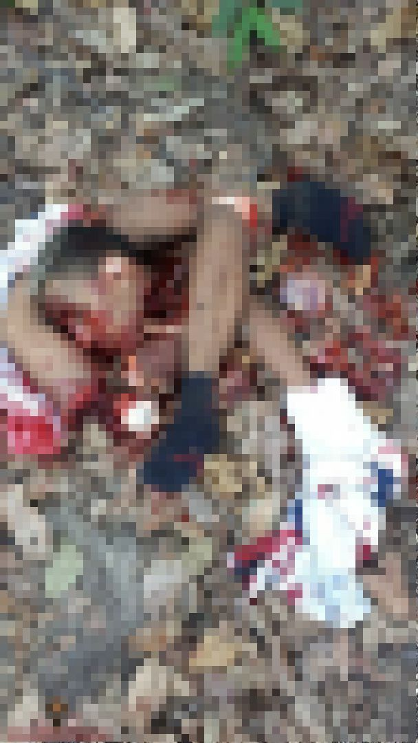 【閲覧注意】誤って赤ちゃんを撃ってしまったブラジルギャングの男、グループから追放されバラバラに処刑される・・・・・(画像)・10枚目