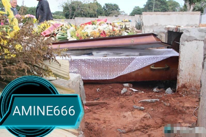 【マジキチ】ブラジルの屍姦愛好家、32歳女性のフレッシュな遺体を葬儀直後に掘り起こす・・・・・(画像)・1枚目