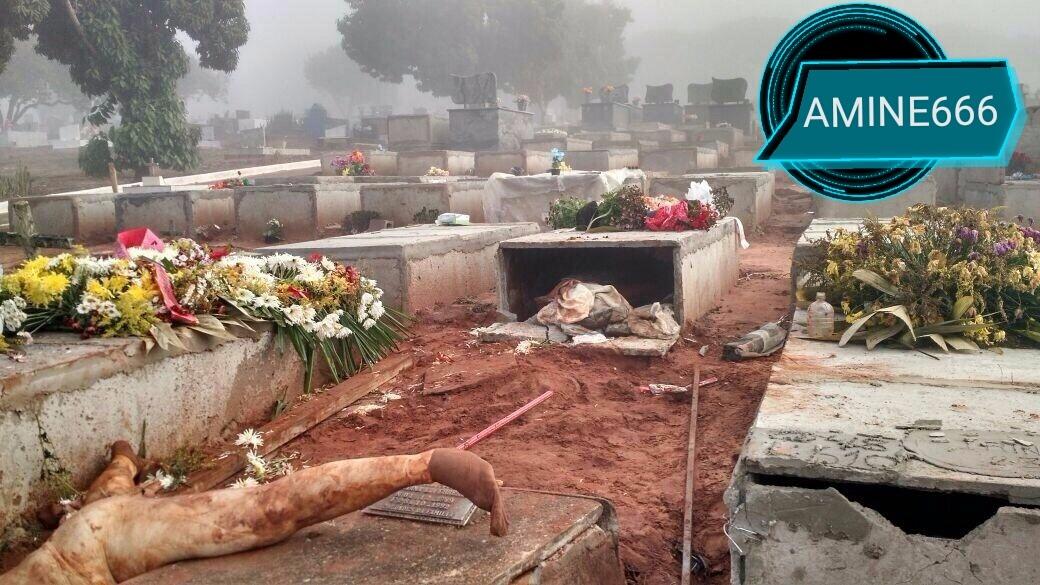 【マジキチ】ブラジルの屍姦愛好家、32歳女性のフレッシュな遺体を葬儀直後に掘り起こす・・・・・(画像)・3枚目