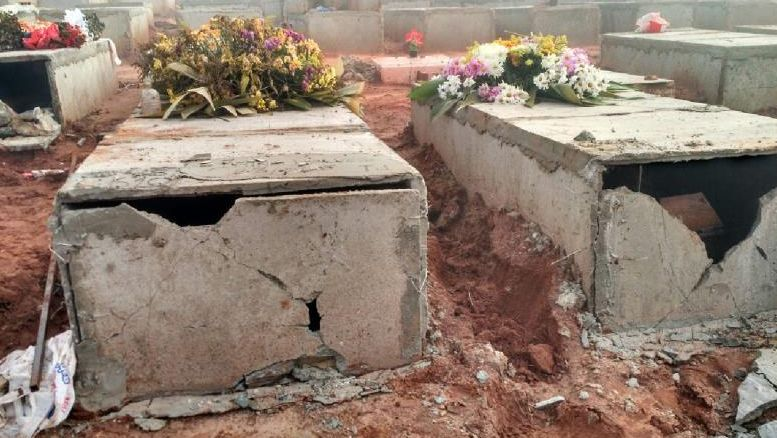 【マジキチ】ブラジルの屍姦愛好家、32歳女性のフレッシュな遺体を葬儀直後に掘り起こす・・・・・(画像)・6枚目