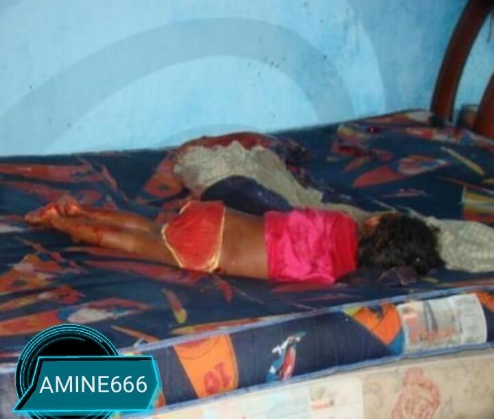【衝撃】8歳の女の子、アル中の父親にマチューテで切り刻まれる・・・・・(画像)・4枚目