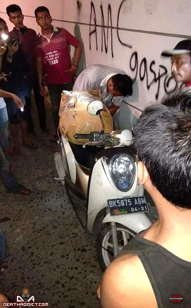 【サイコパス】インドネシアの21歳女子大生、殺された挙句綺麗に梱包され放置される・・・・・(画像)・6枚目