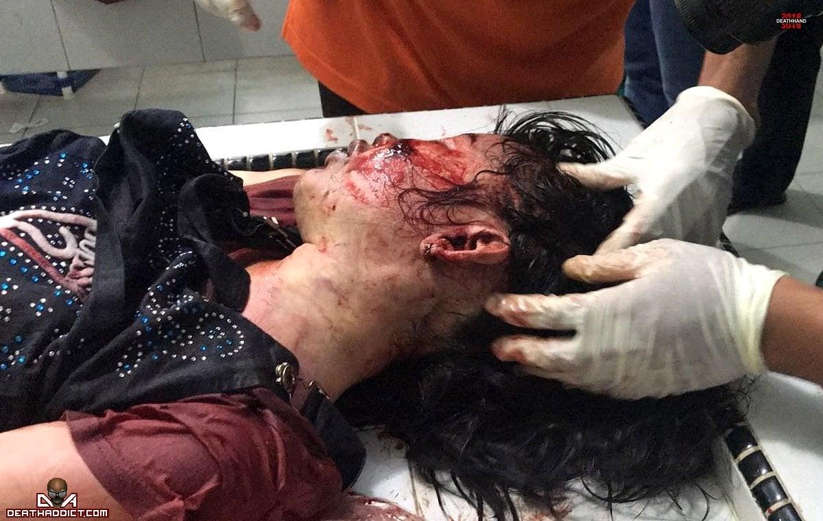 【サイコパス】インドネシアの21歳女子大生、殺された挙句綺麗に梱包され放置される・・・・・(画像)・13枚目