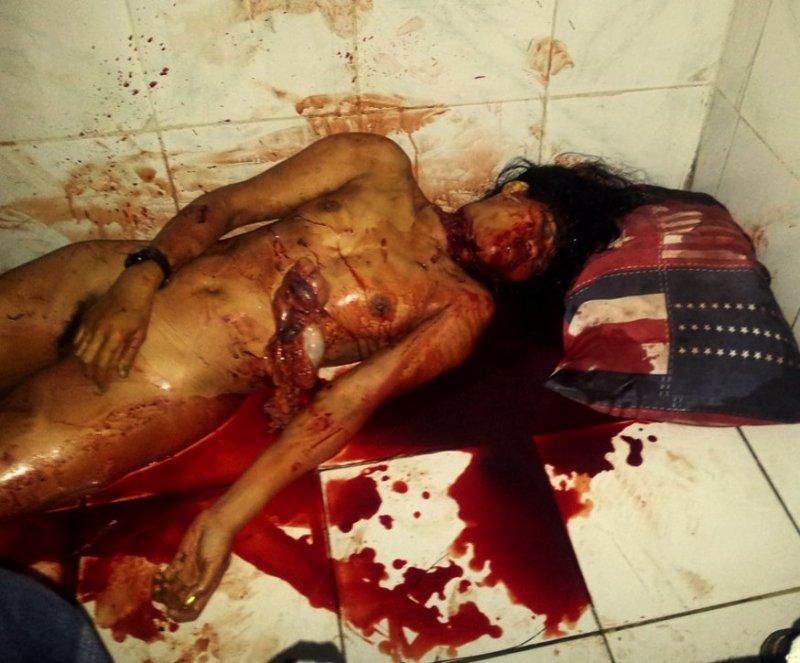 【猟奇殺人】海外のコールガールさん、酩酊した男2人とプレイ後ぶっ殺される・・・・・(画像)・1枚目