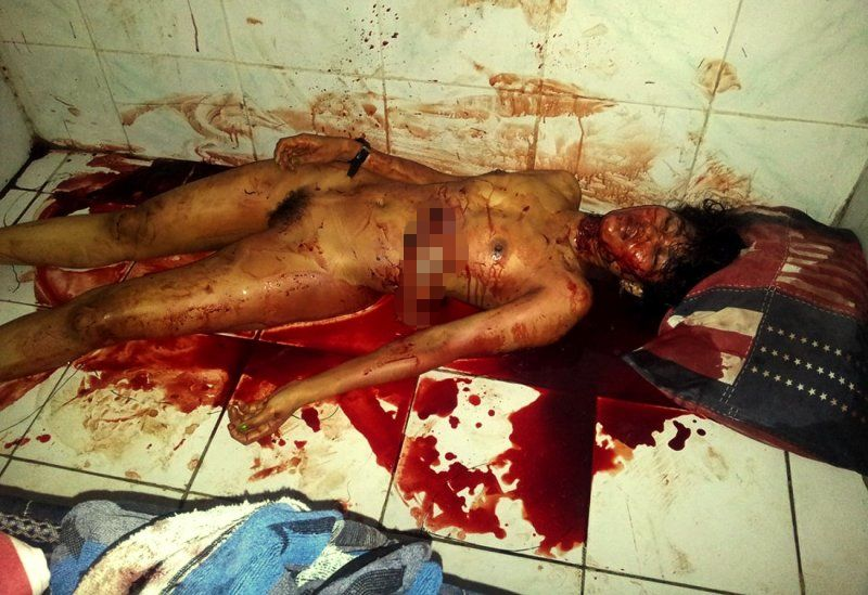 【猟奇殺人】海外のコールガールさん、酩酊した男2人とプレイ後ぶっ殺される・・・・・(画像)・2枚目