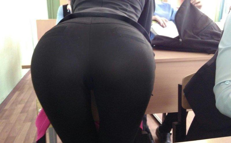 【盗撮天国】ロシアの学校の日常風景、ピッチリ美人率高過ぎ!!・4枚目