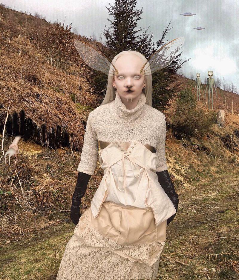 【閲覧注意】特殊メイクを駆使して自らもモンスター化した女性、怖過ぎ・・・・・(画像)・9枚目