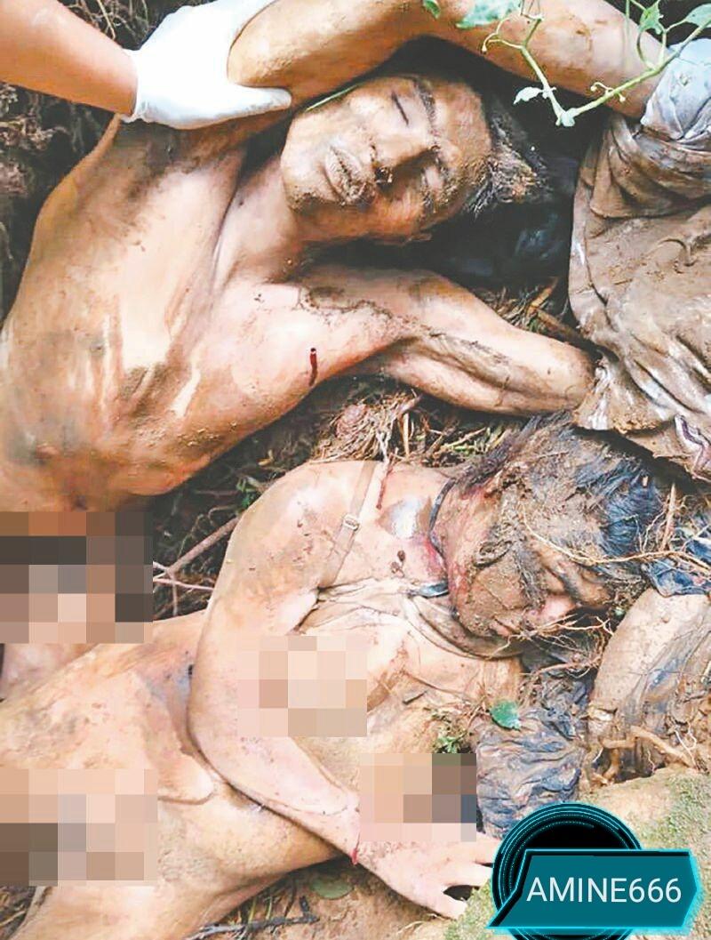 【悲惨】メキシコの野外SEXカップルさん、変わり果てた姿で発見される・・・・・(画像)・4枚目