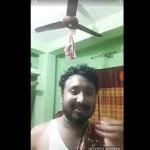 【閲覧注意】インド人男性の首つり自殺実況、死ぬ前の笑顔がキツい・・・・・orz(動画、画像)