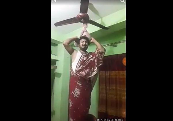 【閲覧注意】インド人男性の首つり自殺実況、死ぬ前の笑顔がキツい・・・・・orz(動画、画像)・1枚目