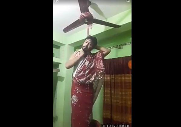 【閲覧注意】インド人男性の首つり自殺実況、死ぬ前の笑顔がキツい・・・・・orz(動画、画像)・2枚目