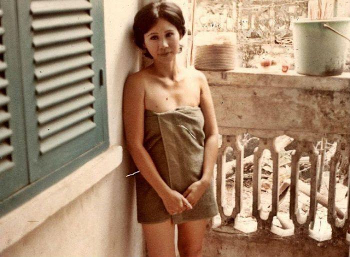 【高給取り】ベトナム戦争時の米軍向け売春婦達、美人ネキも結構居るよな・・・・・(画像)・1枚目