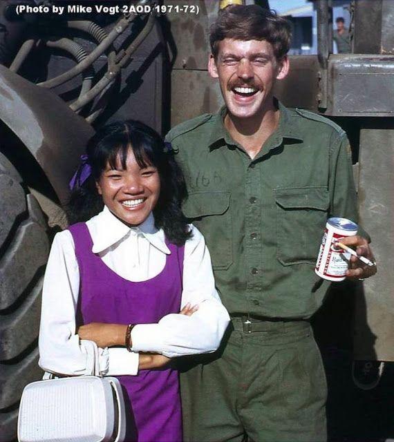 【高給取り】ベトナム戦争時の米軍向け売春婦達、美人ネキも結構居るよな・・・・・(画像)・18枚目