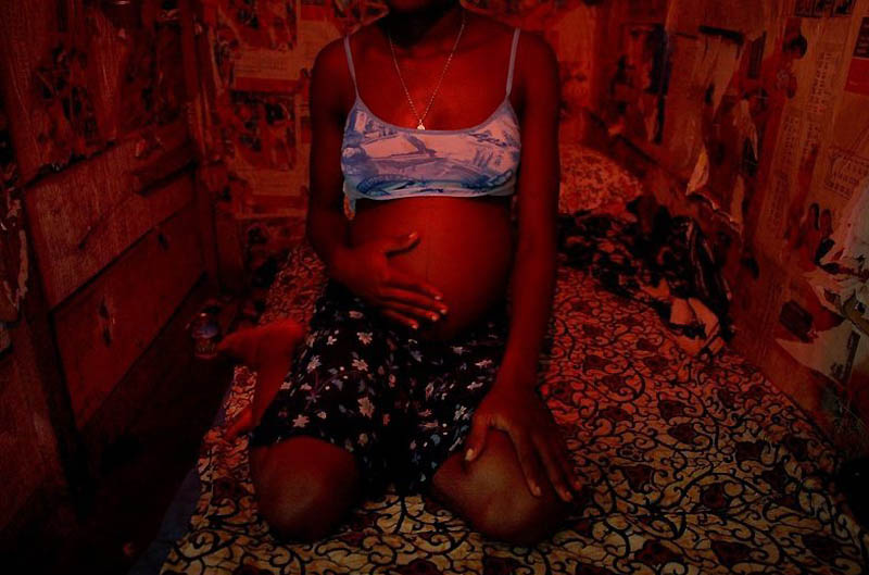 【危険地帯】ナイジェリア旧首都ラゴスのスラムにある売春宿、色々ヤバそうでチンコ勃たないだろ・・・・・(画像)・2枚目