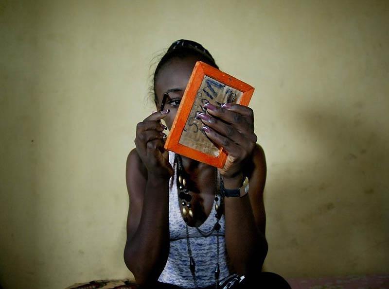 【危険地帯】ナイジェリア旧首都ラゴスのスラムにある売春宿、色々ヤバそうでチンコ勃たないだろ・・・・・(画像)・9枚目