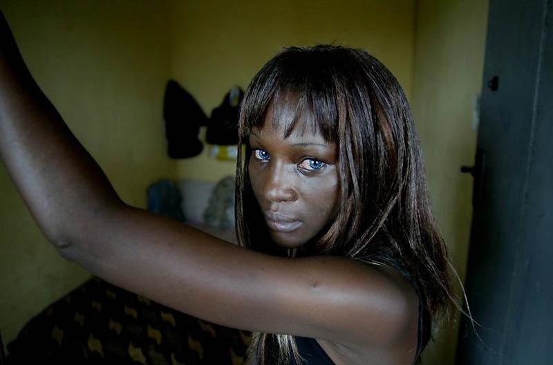 【危険地帯】ナイジェリア旧首都ラゴスのスラムにある売春宿、色々ヤバそうでチンコ勃たないだろ・・・・・(画像)・10枚目
