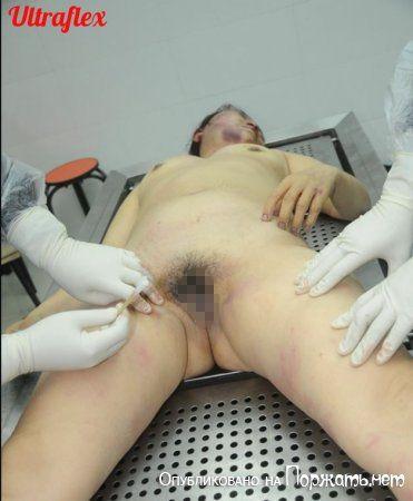 【遺体注意】連続殺人犯にレイプされて殺された女性、司法解剖でマ●コの中まで調べられる・・・・・(画像)・7枚目