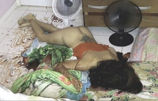 【衝撃】ブラジルの美男美女カップルさん、変わり果てた姿で見つかる・・・・・(画像)・3枚目