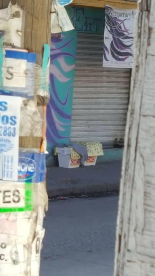 【閲覧注意】メキシコの麻薬カルテル、勢力争いからとんでもないモノを敵対勢力のシマに放置する・・・・・(画像)・1枚目