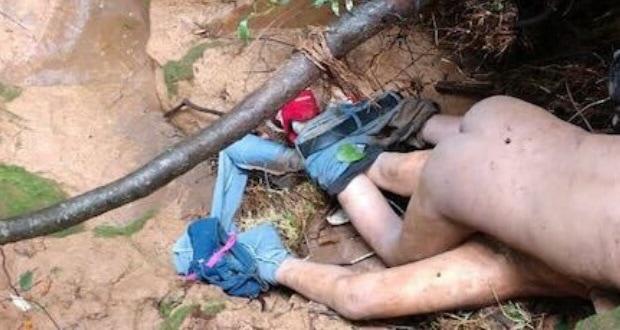 【悲報】メキシコギャングに捕まったカップル、無理やり腹上死させられる・・・・・(画像)・3枚目