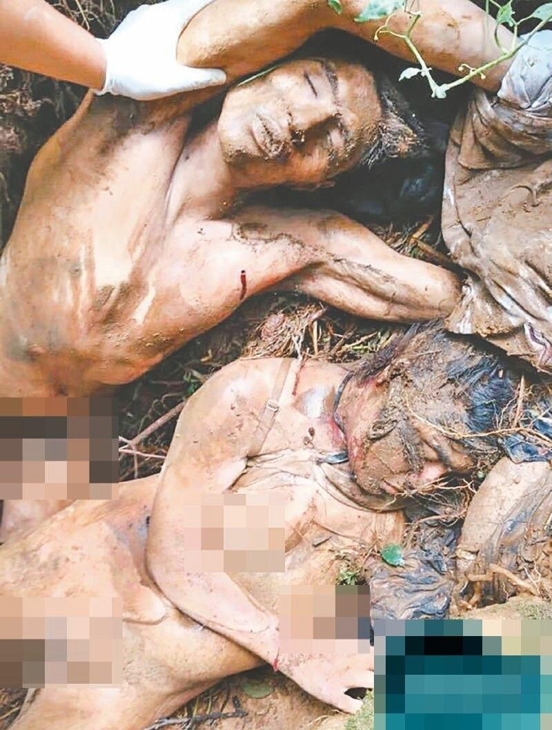 【悲報】メキシコギャングに捕まったカップル、無理やり腹上死させられる・・・・・(画像)・4枚目