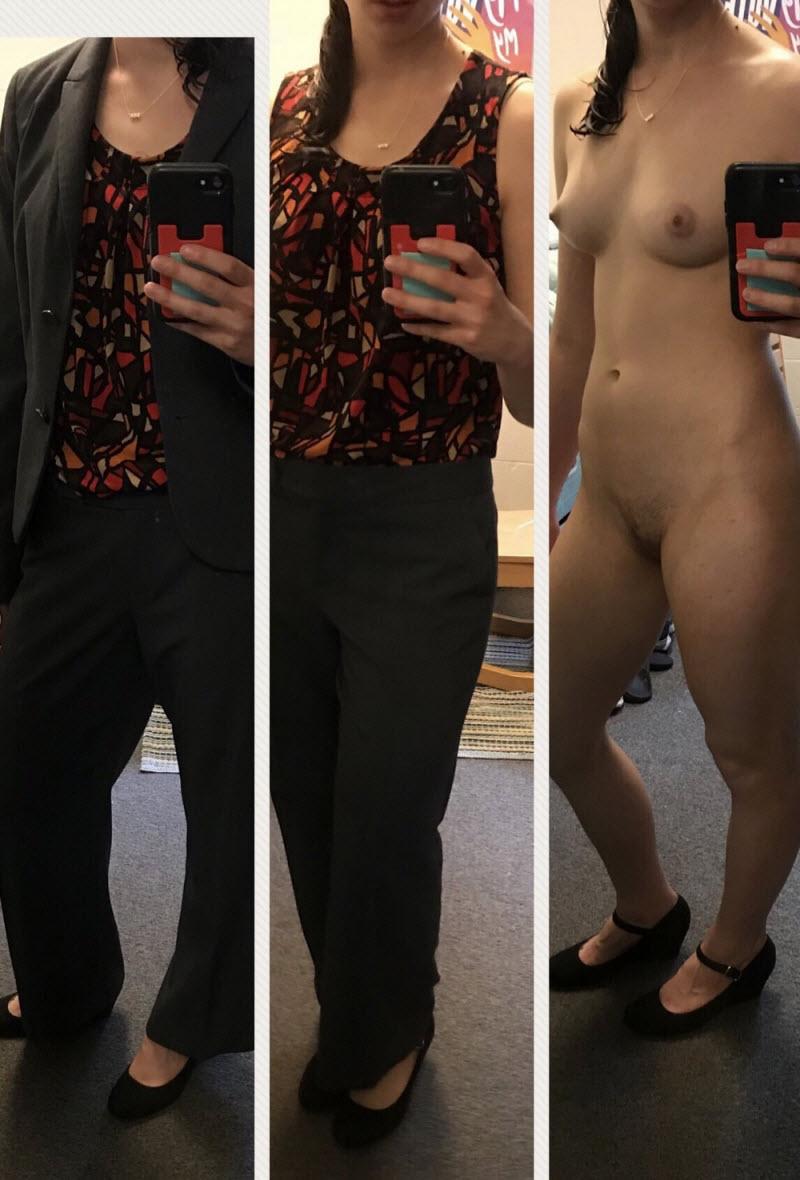 【着衣ヌード】外人まんさんの着衣ヌード比較画像、比較があるだけでヌケる!!(画像)・4枚目
