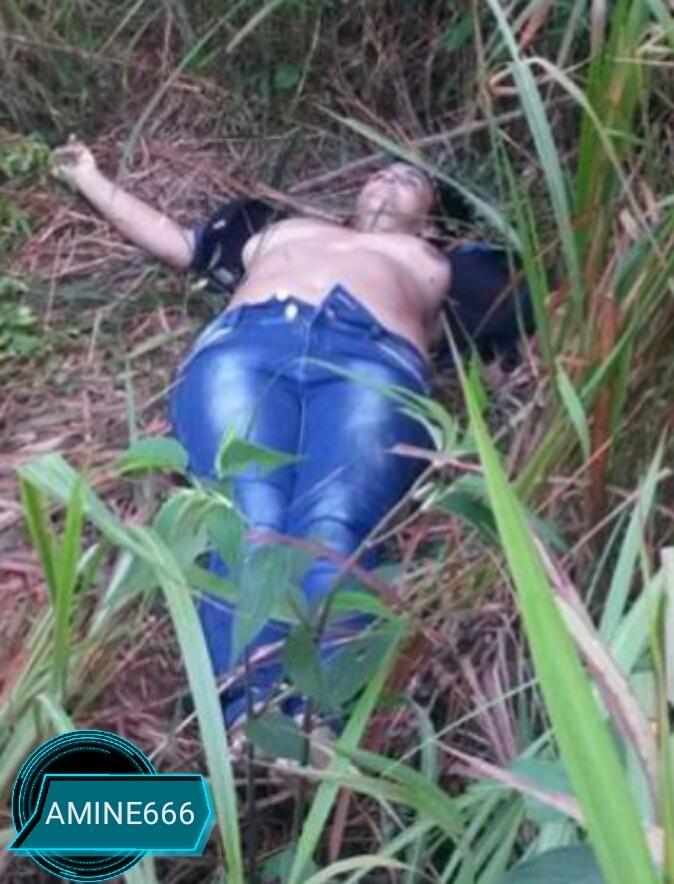 【遺体注意】道路脇に捨てられた女性の死体、犯人は別れた夫ってモロバレだろそれ・・・・・(画像)・2枚目