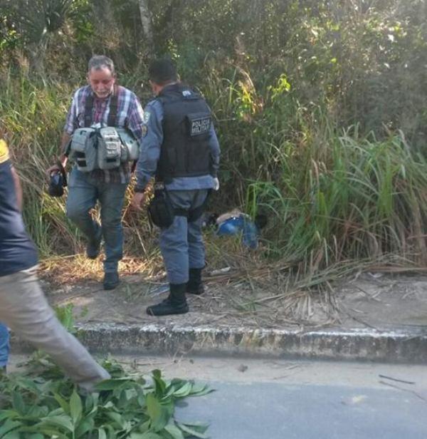 【遺体注意】道路脇に捨てられた女性の死体、犯人は別れた夫ってモロバレだろそれ・・・・・(画像)・5枚目