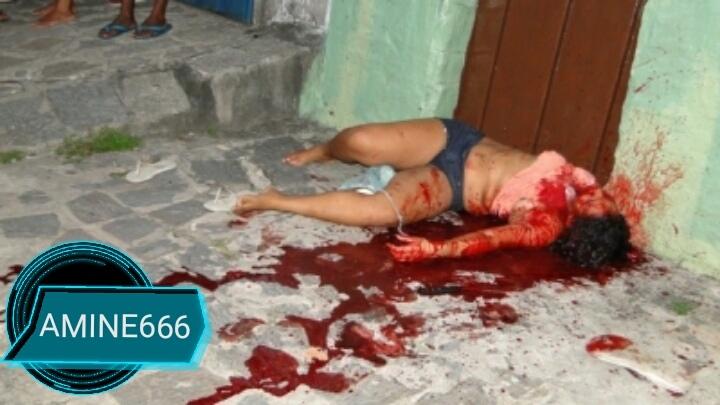 【斬殺死体】詳細不明 自宅前で斬殺され放置された娼婦、顔が怖い・・・・・(画像)・1枚目