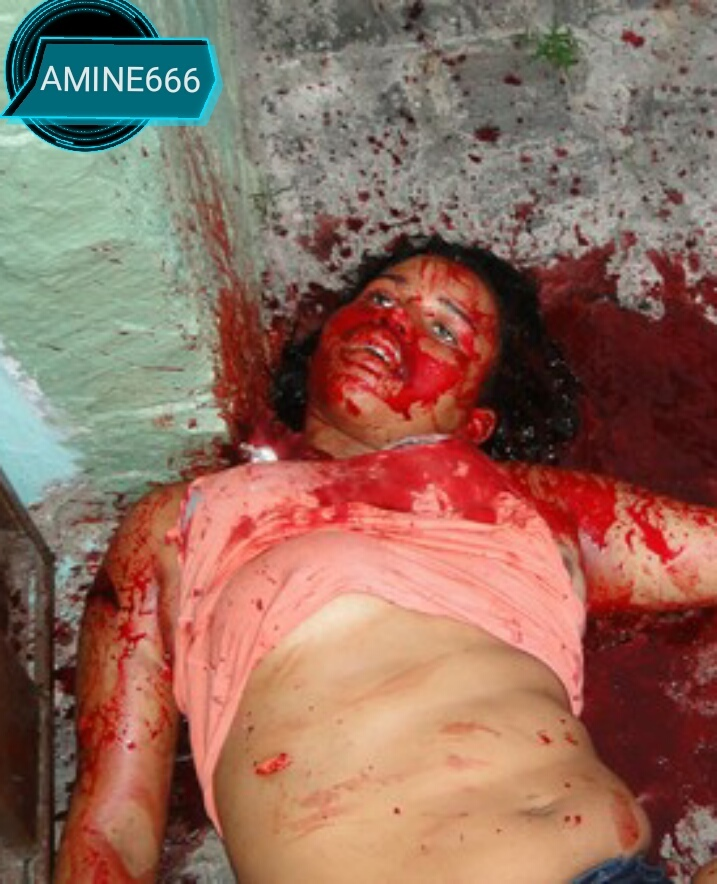 【斬殺死体】詳細不明 自宅前で斬殺され放置された娼婦、顔が怖い・・・・・(画像)・5枚目