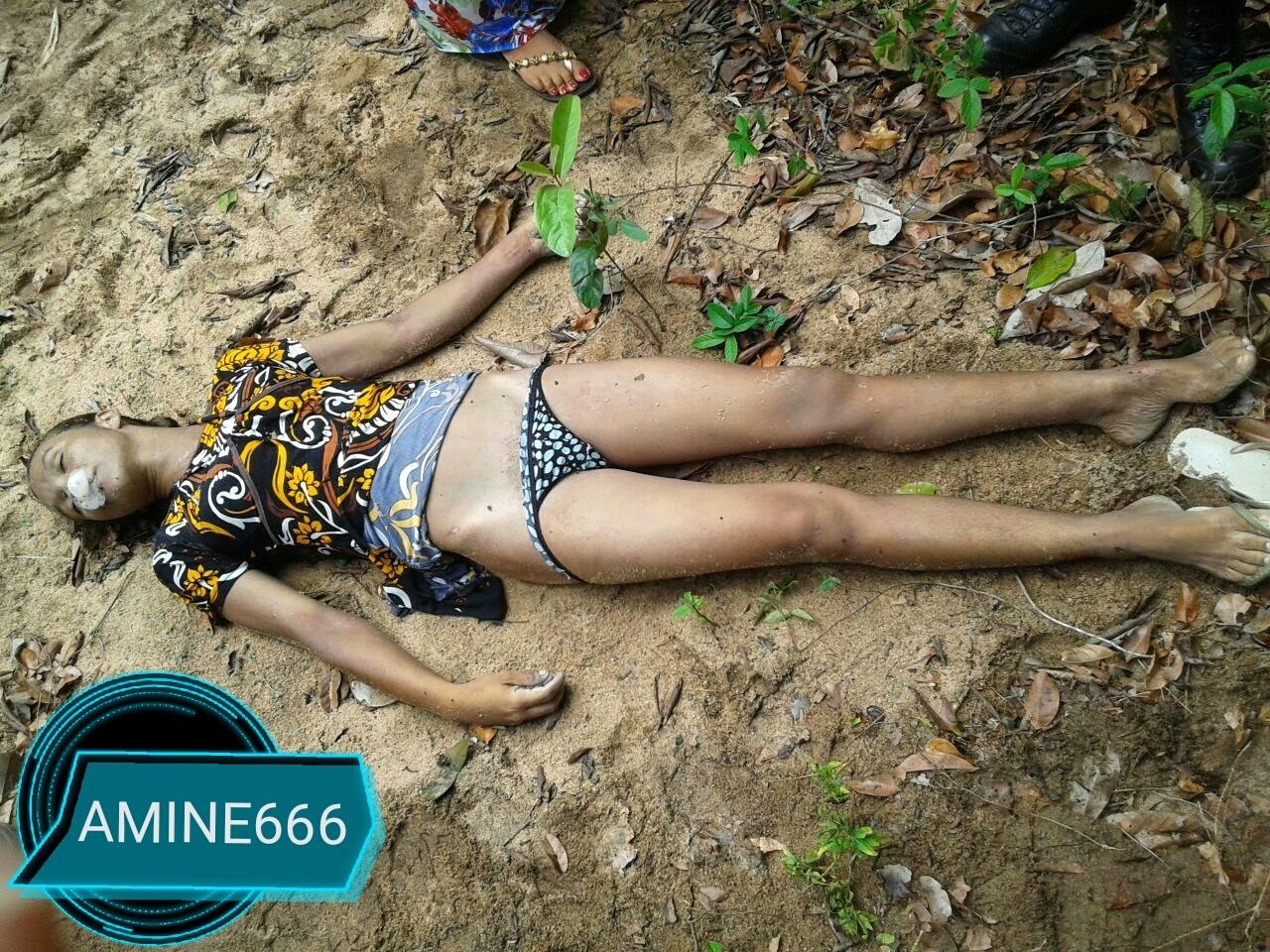 【遺体注意】レイプされ川に捨てられて溺死した女性、惨い・・・・・(画像)・1枚目