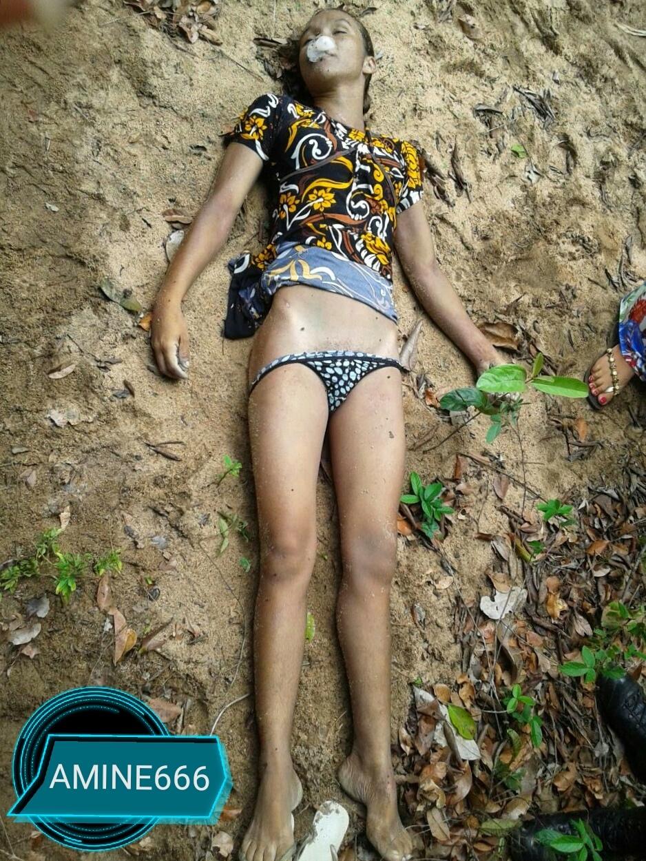 【遺体注意】レイプされ川に捨てられて溺死した女性、惨い・・・・・(画像)・2枚目