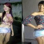 【閲覧注意】ブラジル人の若い女性、21歳の誕生日に変わり果てた姿で発見される・・・・・(画像)