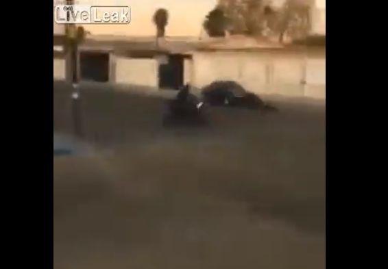 【悲惨】誘拐されトランクに詰め込まれたメキシコ人男性、何とか逃れるも・・・・・(動画)・4枚目